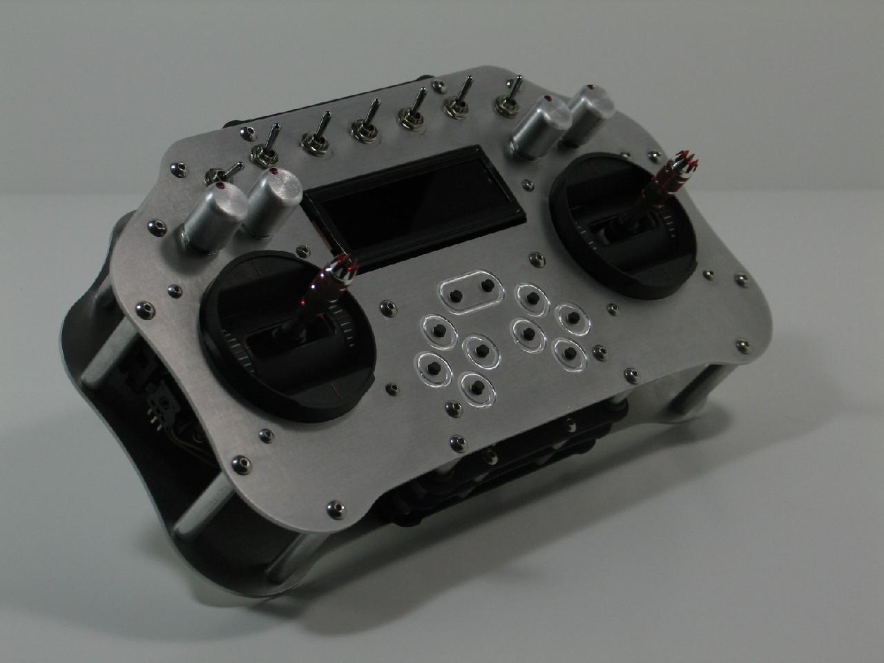 XBee Handheld Controller by Quantum Robotics — Kickstarter