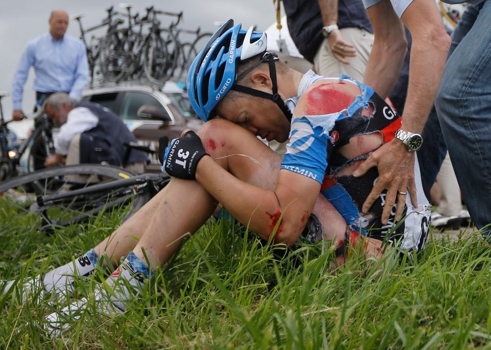 Tour de France 2012: Part one - The Big Picture - Boston.com
