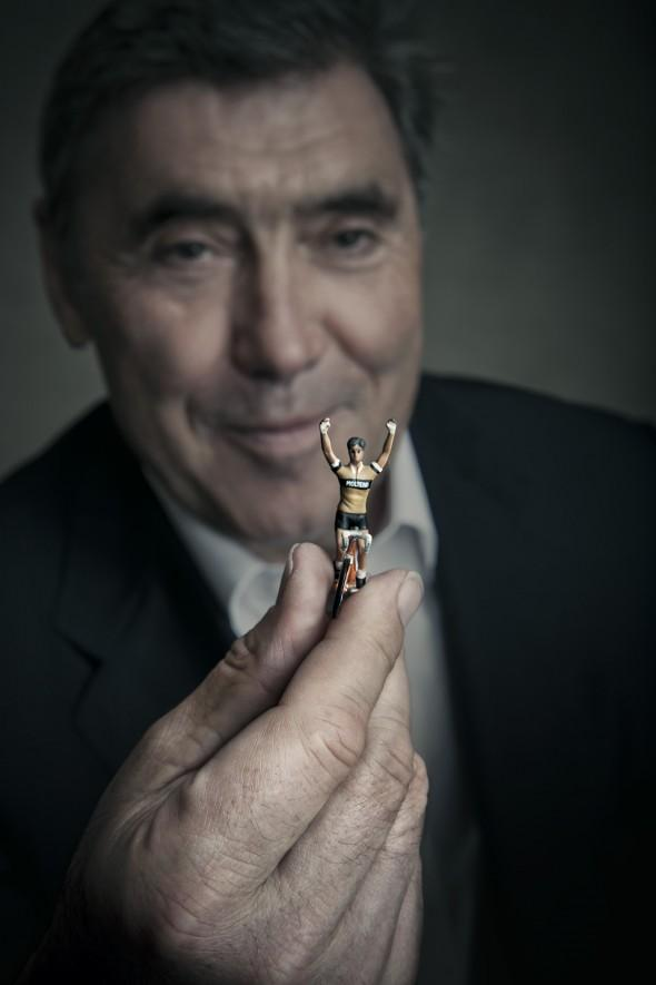 Cycling Champion Eddy Merckx | Chris Crisman Photography