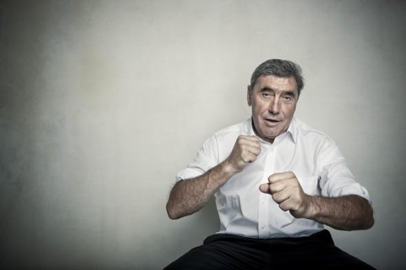 Cycling Champion Eddy Merckx | Chris Crisman Photography