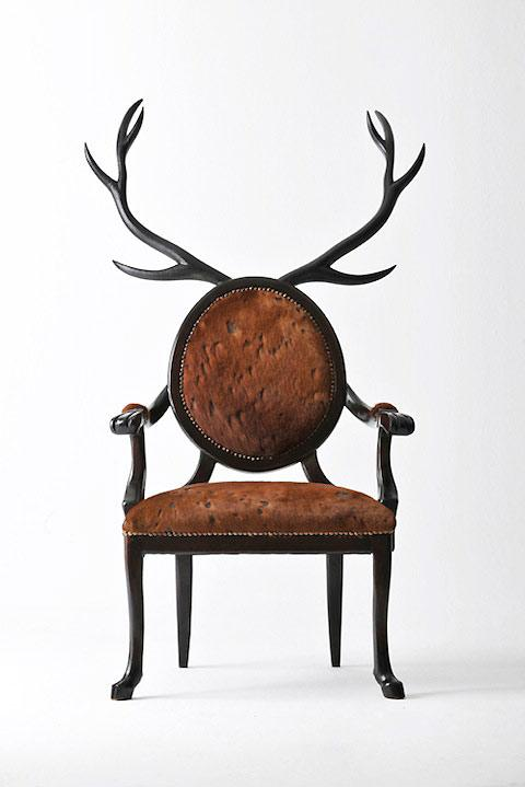 Hybrid chairs bring out the mythological animal in you — Lost At E Minor: For creative people