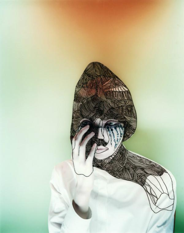 JEAN-FRANCOIS LEPAGE'S MIXED MEDIA COLLAGES X HAUSER+HAUSER | Trendland: Fashion Blog & Trend Magazine