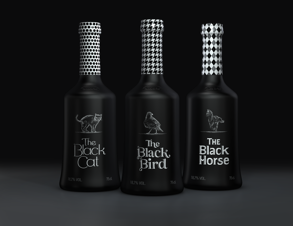40 Creative Wine Label Designs   inspirationfeed.com