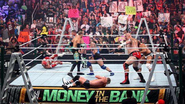 WWE.com: WWE Money in the Bank 2012 results