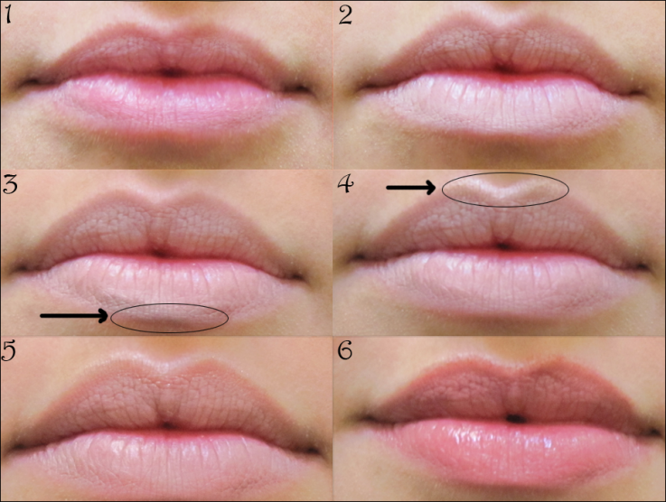 steps for lip plumper and liner - StyleCraze