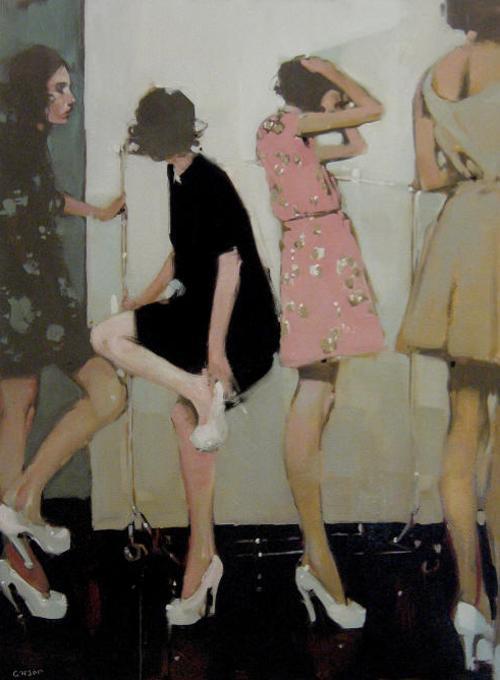 Michael Carson / Artist «