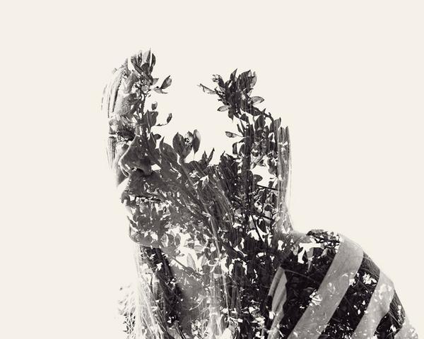 We Are Nature – Multiple Exposure Portraits Vol. II