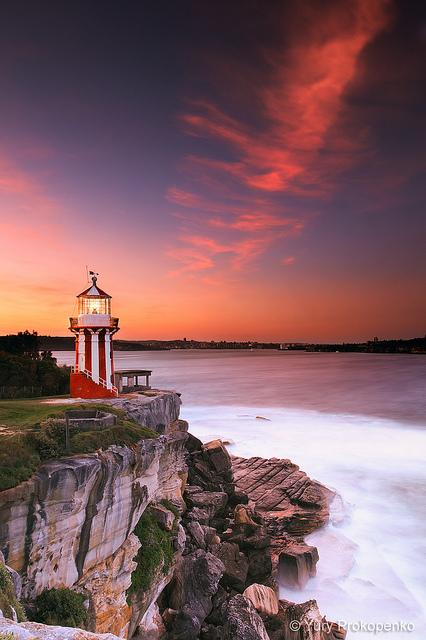 Hornby Lighthouse at Sunset | Flickr – Condivisione di foto!