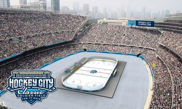 Park District CEO: Hockey City Classic can lead to NHL Winter Classic - chicagotribune.com