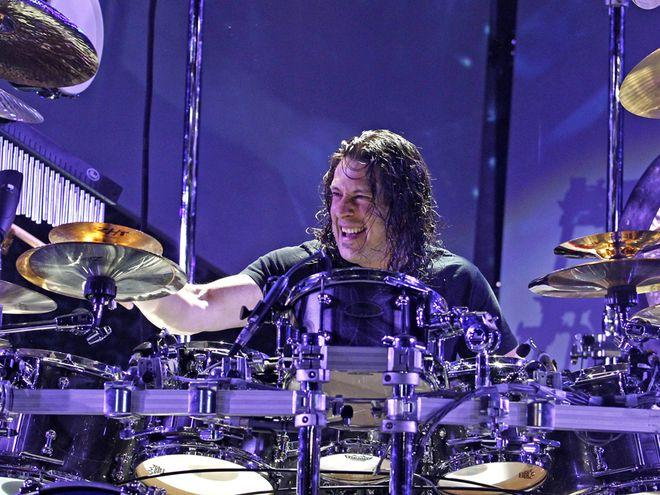 Dream Theater's Mike Mangini: my top 10 most-influentual drum albums | Dream Theater's Mike Mangini: my top 10 most-influential drum albums | MusicRadar.com