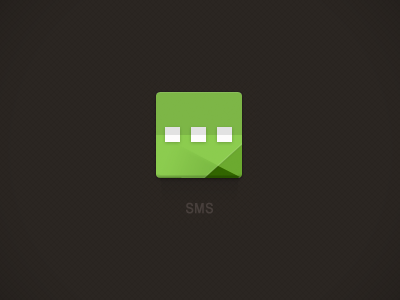 MiCrease-SMS(MIUI Theme Design 2012) by Black Snail