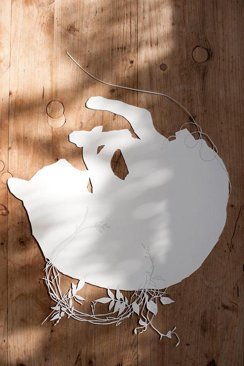 Tokyo From Memory: intricate paper sculptures by Miso — Lost At E Minor: For creative people