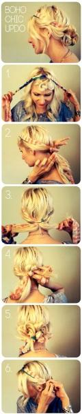 make hair beautiful wth hair accessories - StyleCraze