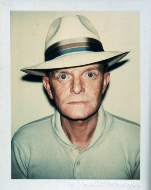 De polaroids van Andy Warhol « Froot.nl