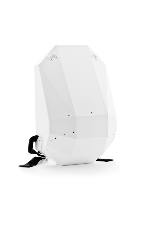 Solid Gray - Backpack by Lijmbach, Leeuw & Vormgeving » Yanko Design