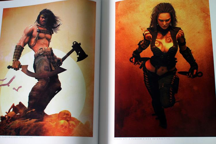 Halcyon Realms – Animation.Film.Photography and Art Book Reviews » » Derelict Planet – Pascal Blanche Art Book Review