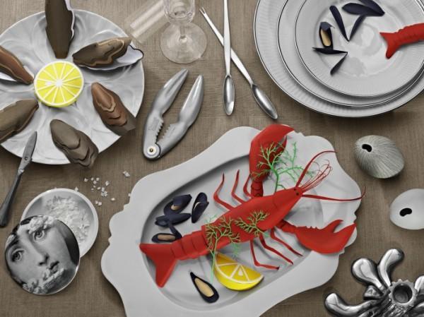 Fideli Sundqvist's Papercraft Food in Still Life | Trendland: Fashion Blog & Trend Magazine
