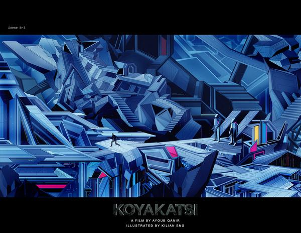 Koyakatsi: Concept Art