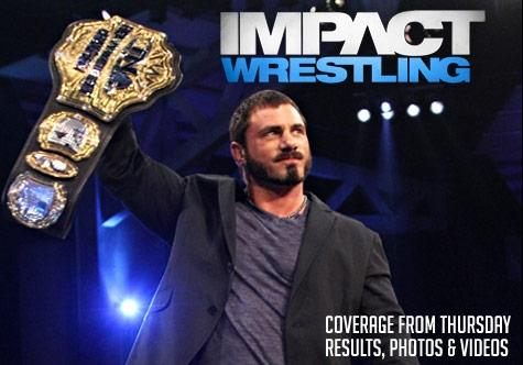 IMPACT WRESTLING : THURSDAY ON SPIKE