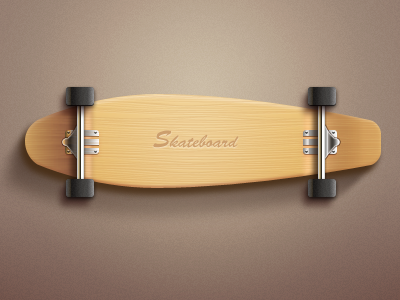 Skateboard by Paco