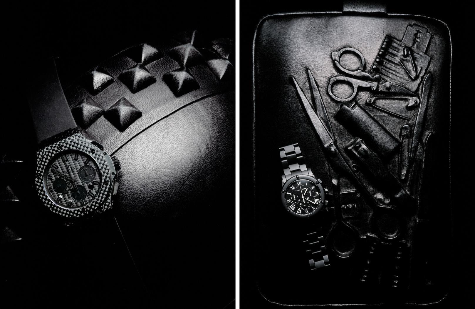 Apostrophe - Photographes - Mitchell Feinberg - Montres