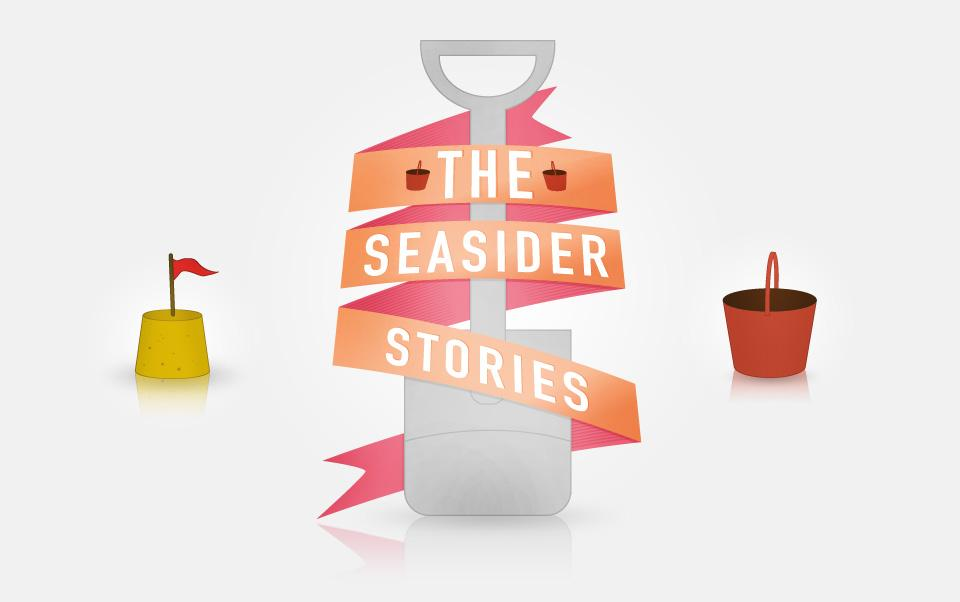 JAMES OCONNELL DESIGN AND ART DIRECTION | THE SEASIDER STORIES