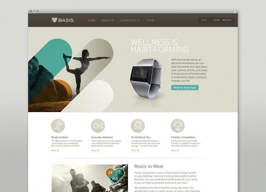 Designspiration — Basis - Postmammal