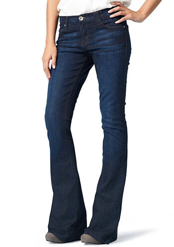 Truck Jeans Stretch Flare Jean at Alloy