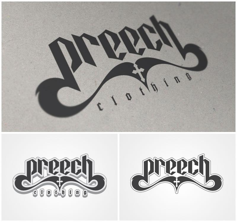 Design clothing logos