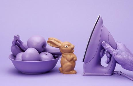 Chocolate Bunny : Lernert & Sander