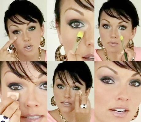 eye brush makeup - StyleCraze