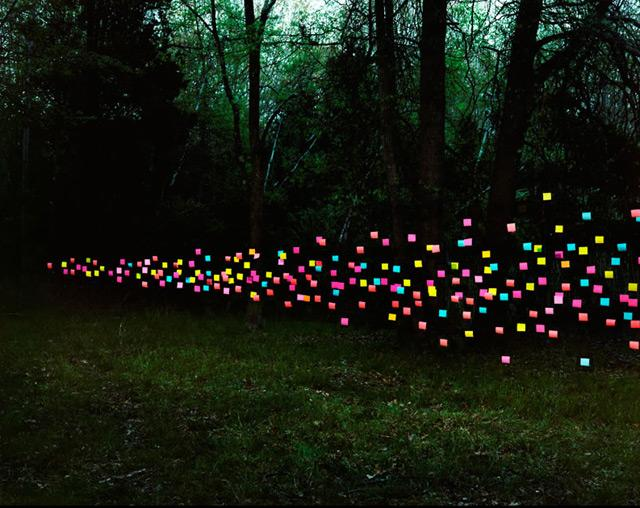 Flying Swarms of Everyday Objects by Thomas Jackson | Colossal