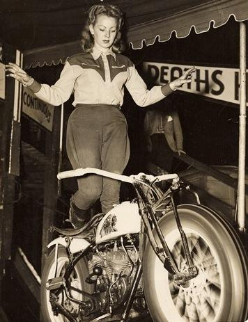 THE WALL OF DEATH DAREDEVILS | LIONS & RIDERS & FAIRS — OH MY! « The Selvedge Yard