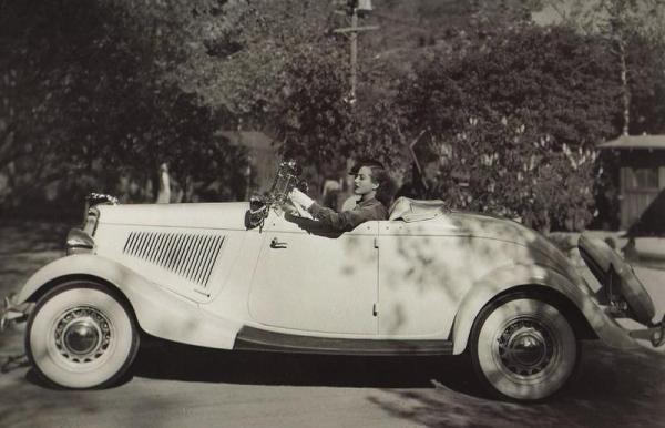 LEGENDARY STARS & CLASSIC CARS « The Selvedge Yard