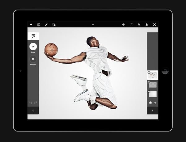 Adobe Touch Apps sur le réseau