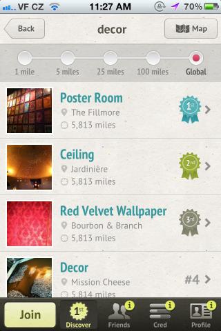 Lists / iOS UI Patterns (beta)