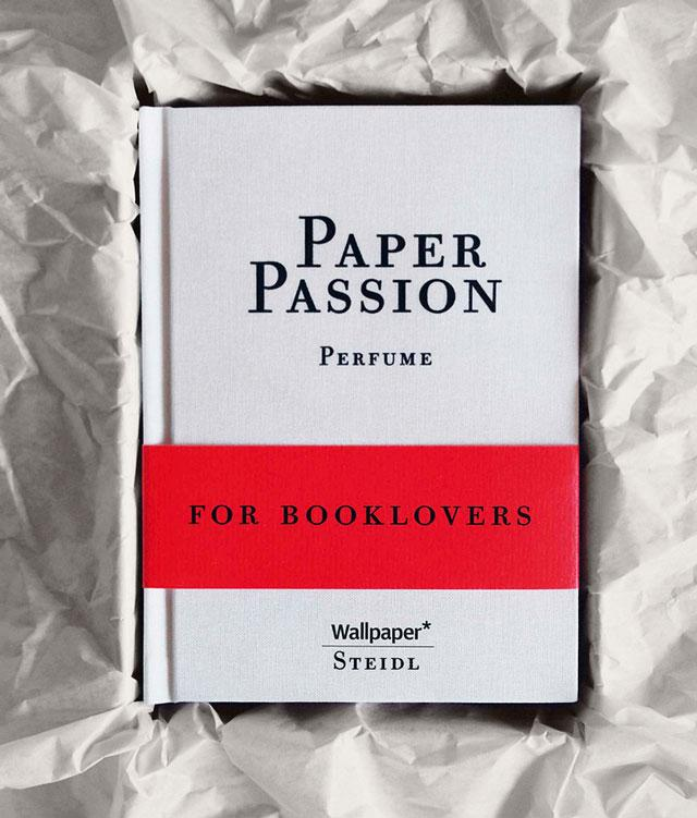 Paper Passion, A Perfume That Smells Like Books For Booklovers