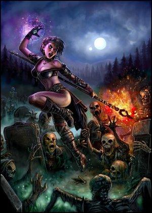Grim Fandom by *GRB76