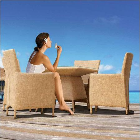 LoomTex Fully Upholstered Outdoor Furniture - LoomTex Fully Upholstered Outdoor Furniture Exporter, Manufacturer & Supplier, Ghaziabad, India