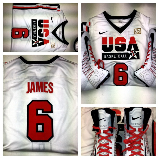 USA Throwback Jerseys