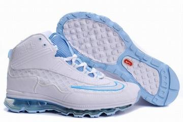 white blue ken griffey jr 2011 shoes