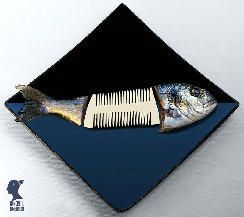 Dan Cretu Transforms Food into Playful Everyday Objects | inspirationfeed.com