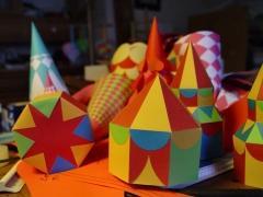 Circus Tent Box « PaperMatrix