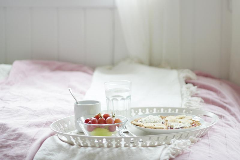breakfast in bed (vildskog)