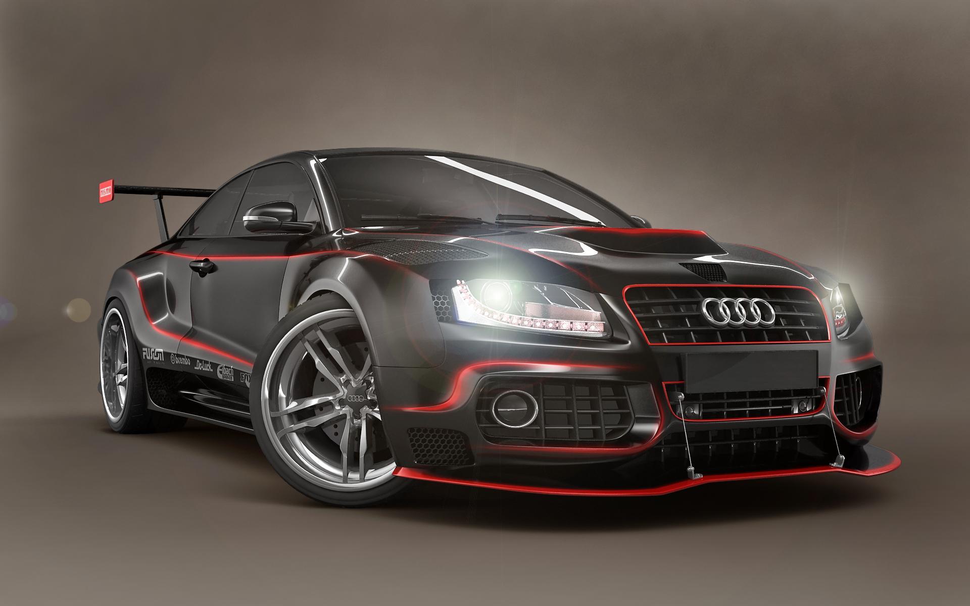Audi A5 GTR by ~stefanmarius