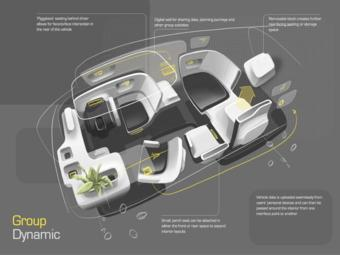 Interior Motives Design Awards 2011 - Car Design News