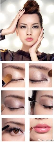 beauty makeup steps - StyleCraze