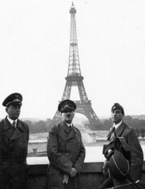 we vicarious / hitler in paris 1940