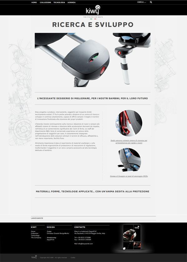 Kiwy sur la conception Web Servi