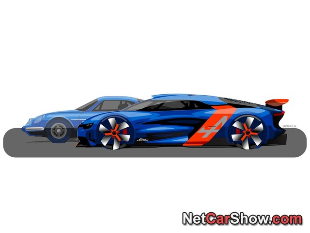 Renault Alpine A 110-50 Concept wallpaper # 71 of 80, Design Sketches, MY 2012, 800x600